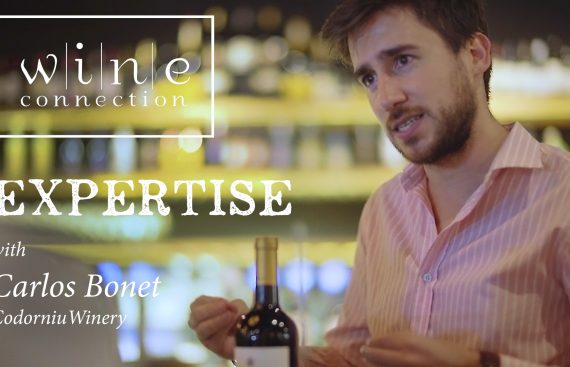 Wine Connection Expertise with Carlos Codorniu - Brand Video Singapore by AWsome Media