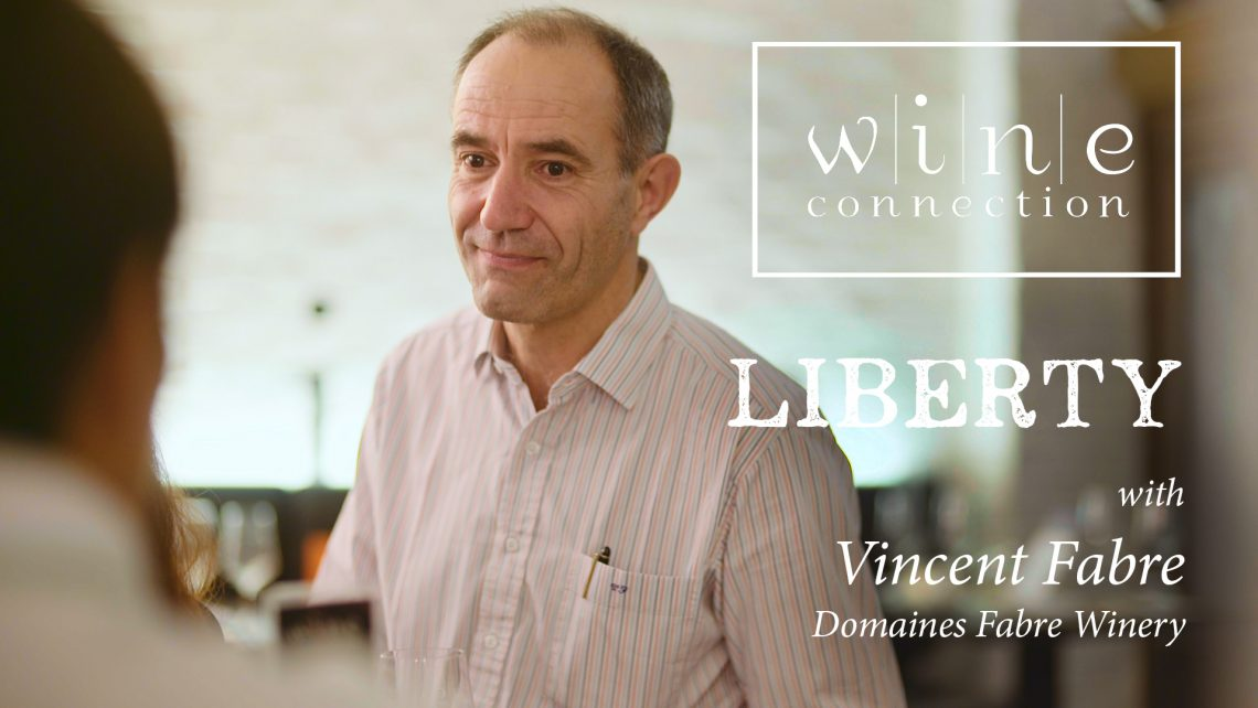 Wine Connection - Liberty with Vincent Fabre - Brand Video Singapore by AWsome Media.
