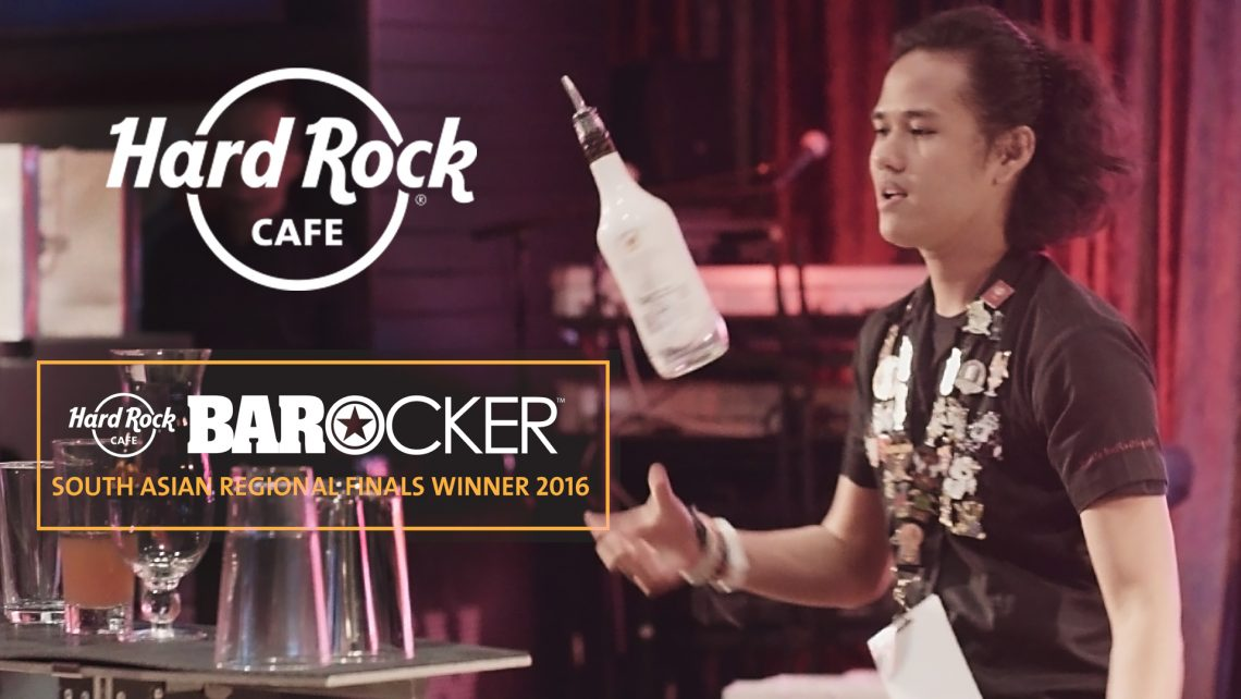 Hard Rock Cafe - BARocker - Event Video Singapore by AWsome Media