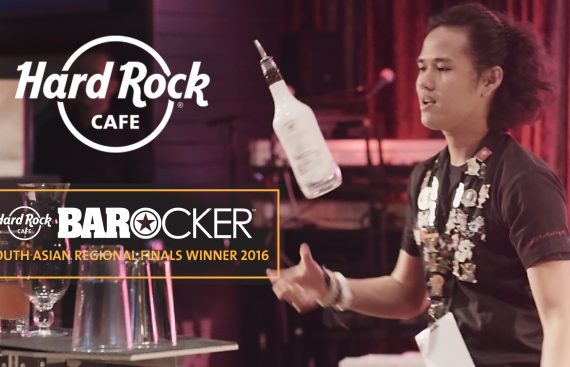 Hard Rock Cafe - BARocker - Event Video Singapore by AWsome Media