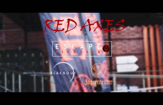 Escape 56 - Red Axes - Nightlife Video Singapore