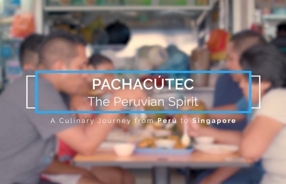Pachacutec - The Peruvian Spirit. Brand Video Singapore by AWsome Media
