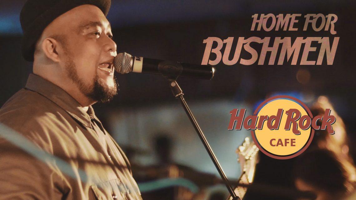 Hard Rock Cafe - Home for Bushmen. Event Video Singapore by AWsome MEdia