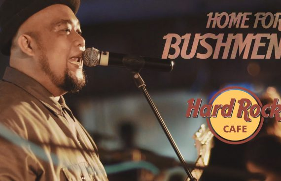 Hard Rock Cafe - Home for Bushmen. Event Video Singapore by AWsome MEdia