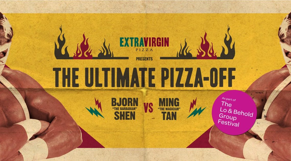 Extra Virgin Pizza - Event Video Singapore by AWsome Media. Contact us using the form below. Best event videos in Singapore!