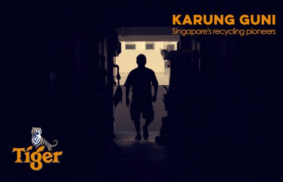 Tiger Beer - Karung Guni. Brand video Singapore by AWsome Media