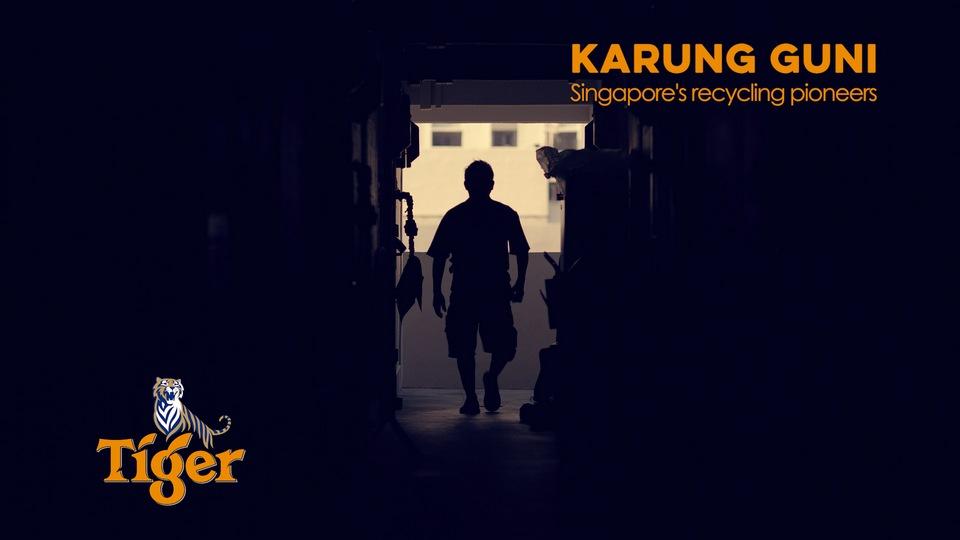 Tiger Beer - Karung Guni. Brand video Singapore by AWsome Media